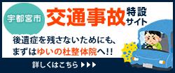 宇都宮ゆいの杜交通事故サイト